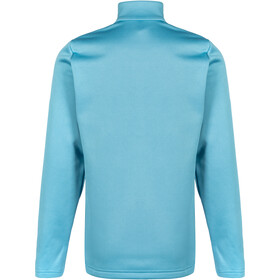 Odlo Carve Light Half Zip Midlayer Kinder cerise